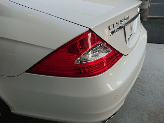 メルセデス・ベンツCLS550 後期ワンオーナー V8 サンルーフ 本革シートヒーターご成約済み0000008523
