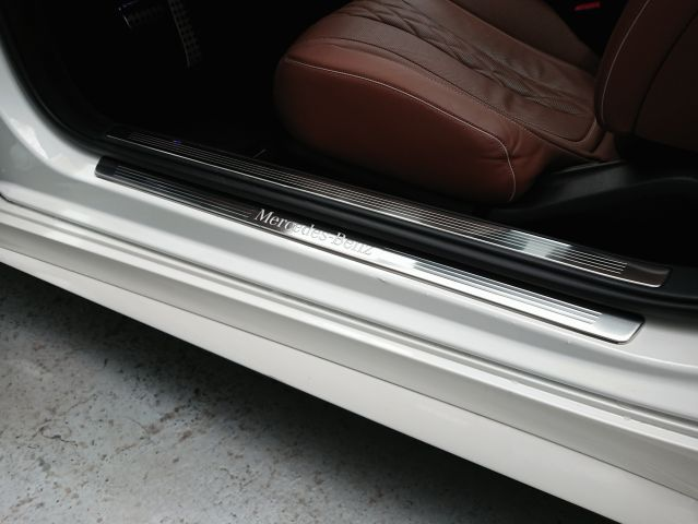 メルセデス・ベンツS550 4MATIC クーペ AMGライン レザーEXC スワロフスキークリスタルご成約0000008694