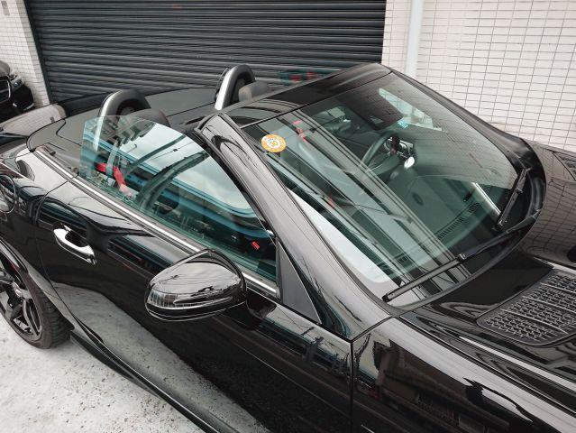 メルセデス・ベンツSLK350 AMGスポーツパッケージ AMG4本出しマフラーご成約0000009093