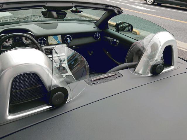 メルセデス・ベンツSLK350 AMGスポーツパッケージ AMG4本出しマフラーご成約0000009107