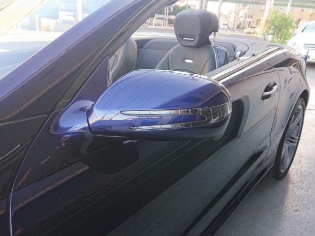 AMG(メルセデスAMG)AMG SL63 ワンオーナー DESIGNO特注ミスティックブルーご成約0000009161