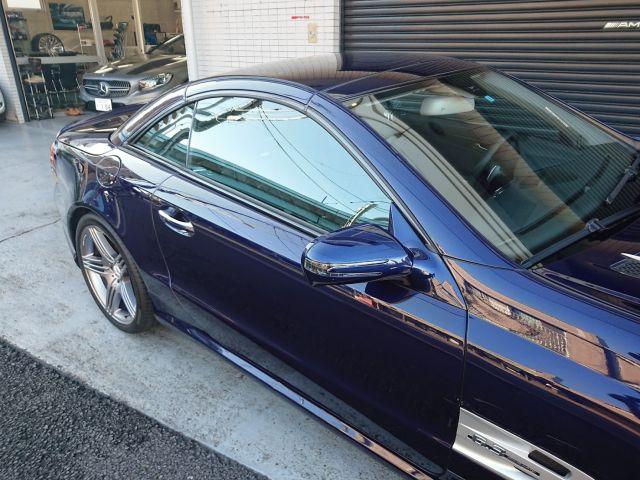 AMG(メルセデスAMG)AMG SL63 ワンオーナー DESIGNO特注ミスティックブルーご成約0000009163