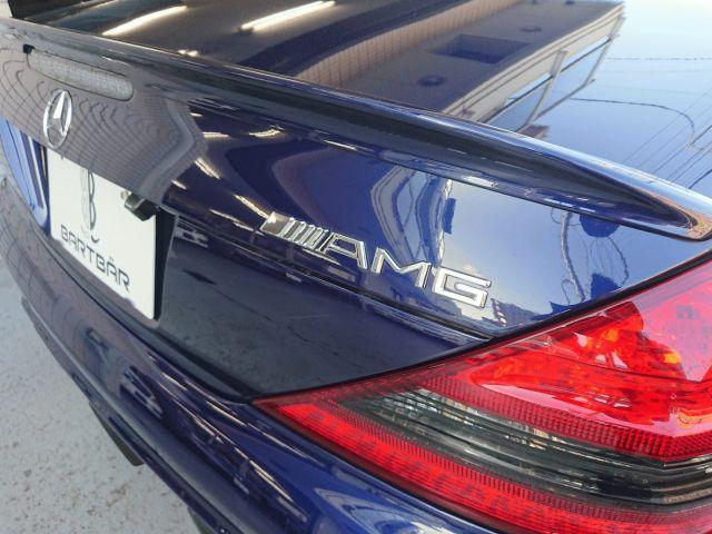 AMG(メルセデスAMG)AMG SL63 ワンオーナー DESIGNO特注ミスティックブルーご成約0000009171