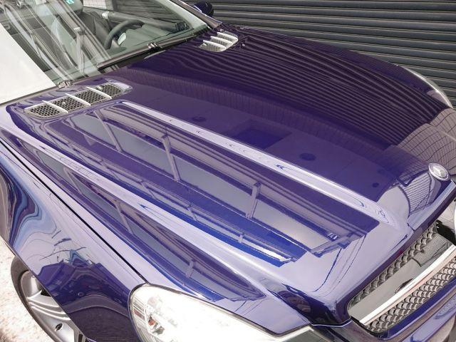 AMG(メルセデスAMG)AMG SL63 ワンオーナー DESIGNO特注ミスティックブルーご成約0000009196