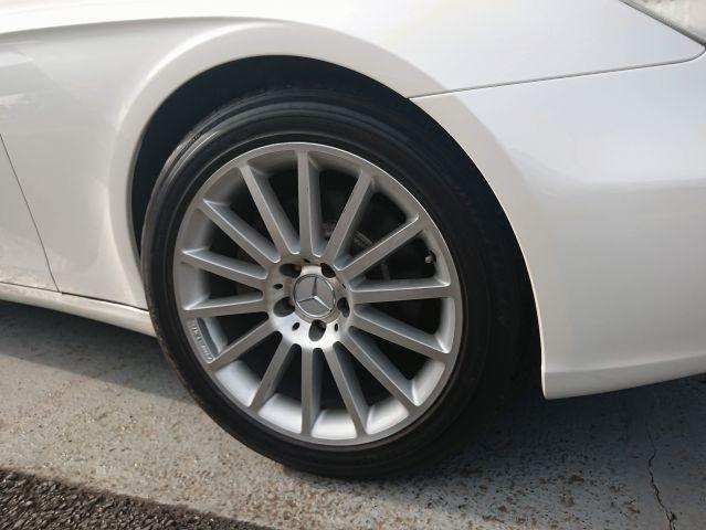 メルセデス・ベンツCLS550 後期ワンオーナー V8 サンルーフ 本革シートヒーターご成約済み0000009352