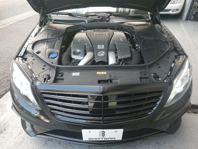 AMG(メルセデスAMG)S63 4MATICロング ダイナミックパッケージご成約0000009427