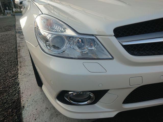 メルセデス・ベンツSL350 AMG仕様 キーレスゴー 純正ナビ右ハンドルご成約0000009445