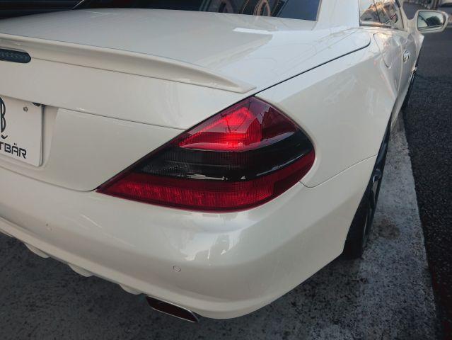 メルセデス・ベンツSL350 AMG仕様 キーレスゴー 純正ナビ右ハンドルご成約0000009448