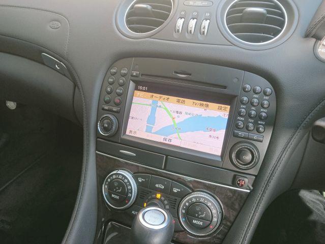 メルセデス・ベンツSL350 AMG仕様 キーレスゴー 純正ナビ右ハンドルご成約0000009471