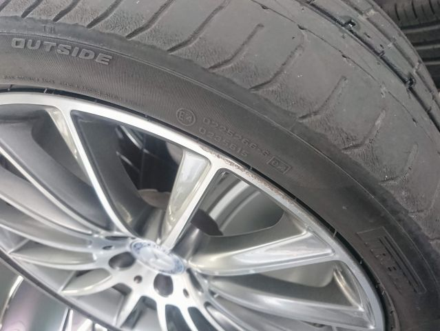 AMG(メルセデスAMG)メルセデスベンツマルチスポークホイールタイヤ1台分セット W218CLS用(318)953502