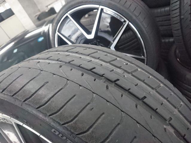AMG(メルセデスAMG)メルセデスベンツマルチスポークホイールタイヤ1台分セット W218CLS用(318)953902