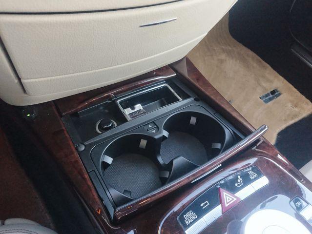 メルセデス・ベンツS550ロング ベンチレーション カールソン20インチ コモベージュ内装ご成約0000009555