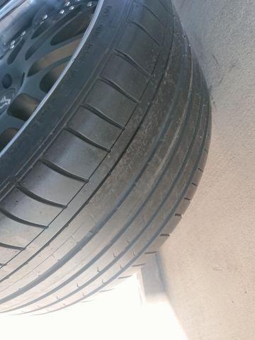 ポルシェHAMANN ハーマン 鍛造EDITION RACE タイヤ、ホイールセット1台分 中古品319957002