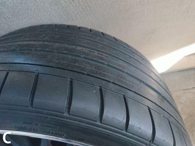 ポルシェHAMANN ハーマン 鍛造EDITION RACE タイヤ、ホイールセット1台分 中古品319960902