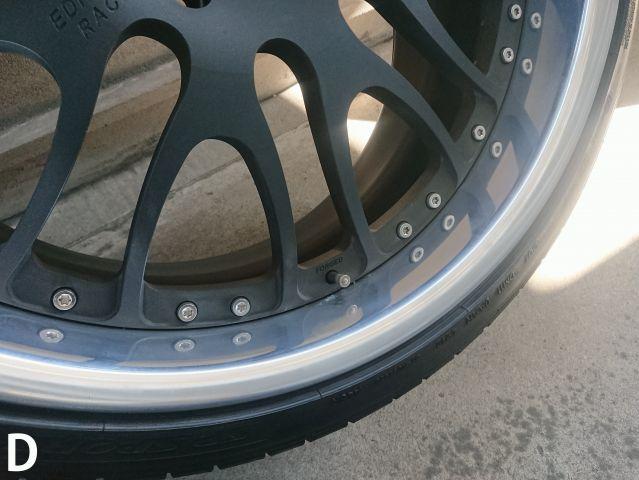 ポルシェHAMANN ハーマン 鍛造EDITION RACE タイヤ、ホイールセット1台分 中古品319961302