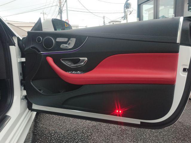 メルセデス・ベンツE300クーペスポーツ 東京オートサロン出展車両ご成約0000009760