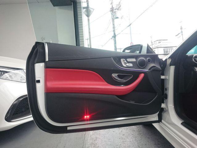 メルセデス・ベンツE300クーペスポーツ 東京オートサロン出展車両ご成約0000009763