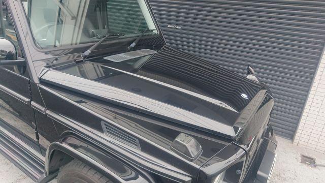 メルセデス・ベンツG350dラグジュアリーPKG ローダウン AMG20インチホイールご成約0000009881