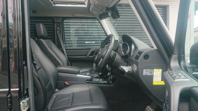 メルセデス・ベンツG350dラグジュアリーPKG ローダウン AMG20インチホイールご成約0000009883