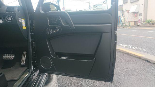 メルセデス・ベンツG350dラグジュアリーPKG ローダウン AMG20インチホイールご成約0000009885