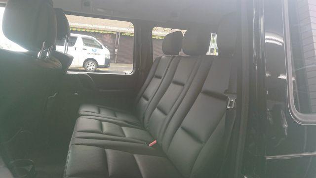 メルセデス・ベンツG350dラグジュアリーPKG ローダウン AMG20インチホイールご成約0000009886