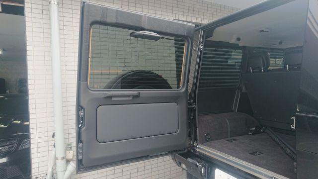 メルセデス・ベンツG350dラグジュアリーPKG ローダウン AMG20インチホイールご成約0000009889