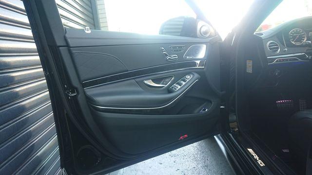 AMG(メルセデスAMG)S63 4MATICロング ROHANA22インチAW ブラックアウトご成約