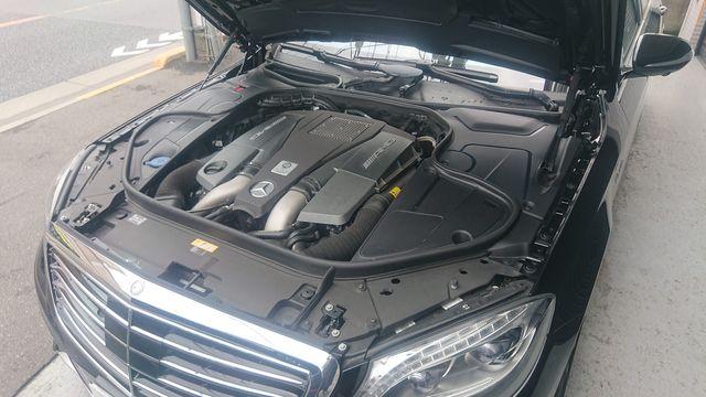 AMG(メルセデスAMG)S63 4MATICロング ワンオーナー/ダイナミックパッケージご成約0000010061