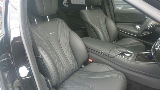 AMG(メルセデスAMG)S63 4MATICロング ワンオーナー/ダイナミックパッケージご成約0000010065