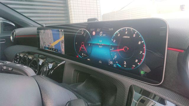 メルセデス・ベンツA180スタイルAMGラインレーダーセーフティナビゲーションPKG 保証プラス付きワンオーナー  ご成約0000010078