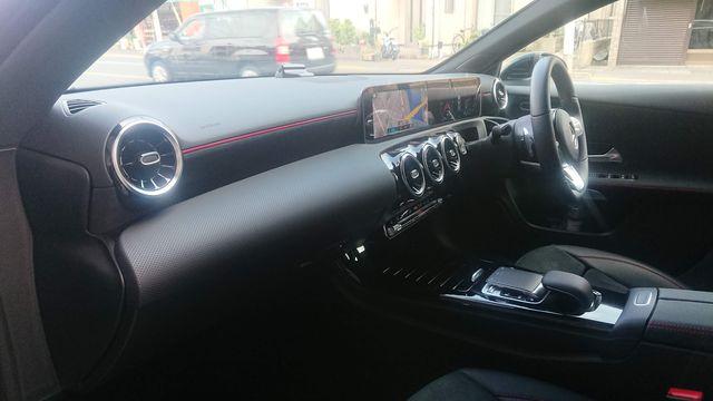 メルセデス・ベンツA180スタイルAMGラインレーダーセーフティナビゲーションPKG 保証プラス付きワンオーナー  ご成約0000010081