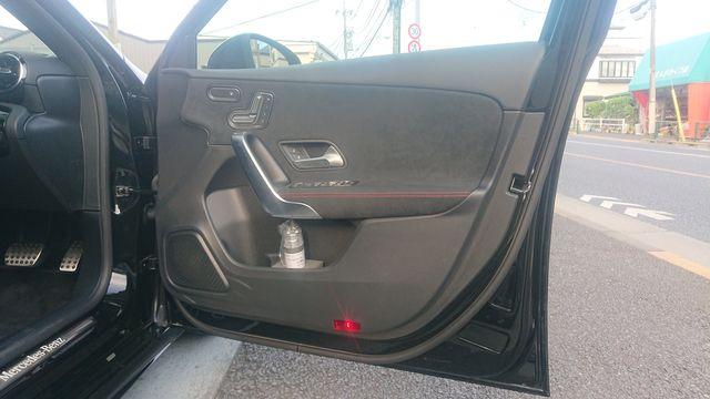 メルセデス・ベンツA180スタイルAMGラインレーダーセーフティナビゲーションPKG 保証プラス付きワンオーナー  ご成約0000010084