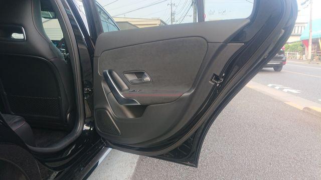 メルセデス・ベンツA180スタイルAMGラインレーダーセーフティナビゲーションPKG 保証プラス付きワンオーナー  ご成約0000010086