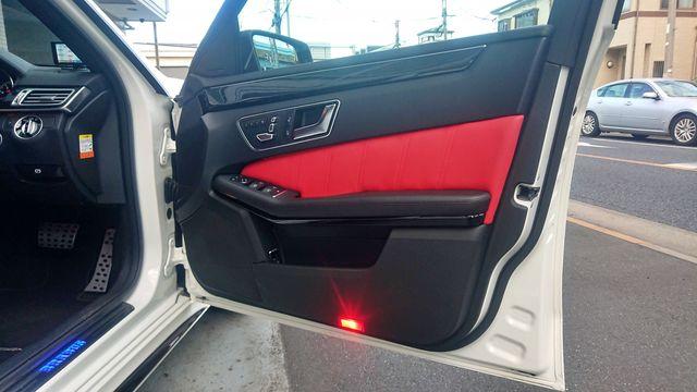 AMG(メルセデスAMG)E63 本物ブラバスエアロ、20インチAW 内装総張替え コンフォートパッケージ  ご成約0000010137