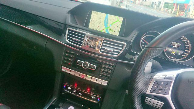 AMG(メルセデスAMG)E63 本物ブラバスエアロ、20インチAW 内装総張替え コンフォートパッケージ  ご成約0000010142