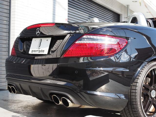 メルセデス・ベンツSLK200スポーツ(AMGスポーツパッケージ)19インチAWローダウン4本出しマフラー  ご成約0000010198