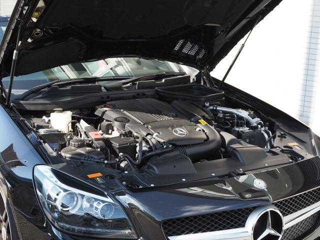 メルセデス・ベンツSLK200スポーツ(AMGスポーツパッケージ)19インチAWローダウン4本出しマフラー  ご成約0000010209