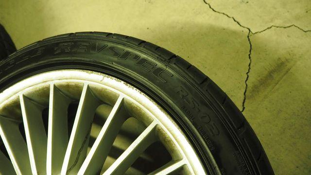 メルセデス・ベンツAMGAMGスタイリング5 タイヤ付きスタッドレス用途等におススメ W219CLS/R230SL(336)1023102