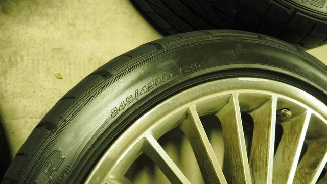 メルセデス・ベンツAMGAMGスタイリング5 タイヤ付きスタッドレス用途等におススメ W219CLS/R230SL(336)1023202