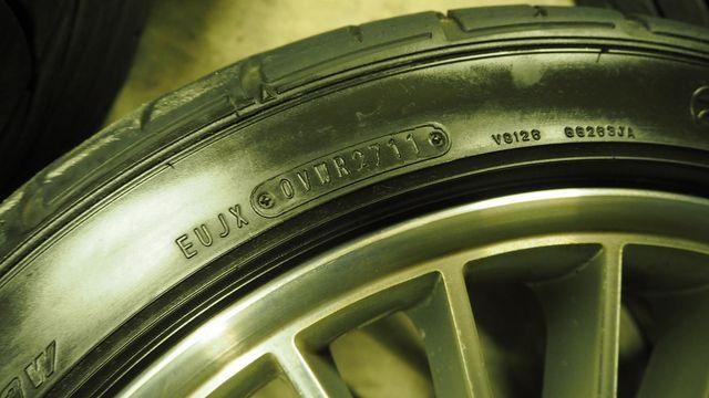 メルセデス・ベンツAMGAMGスタイリング5 タイヤ付きスタッドレス用途等におススメ W219CLS/R230SL(336)1023302