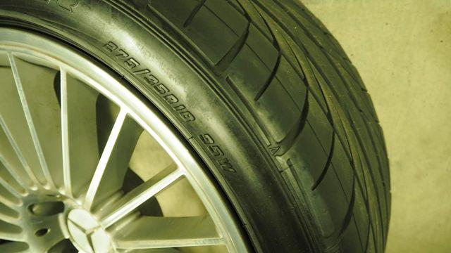 メルセデス・ベンツAMGAMGスタイリング5 タイヤ付きスタッドレス用途等におススメ W219CLS/R230SL(336)1023402