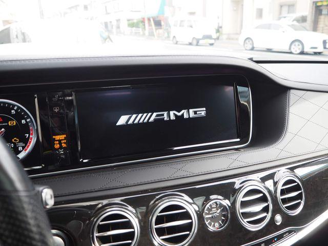 AMG(メルセデスAMG)S63 4MATICロング ダイナミックパッケージ用鍛造20インチブラックAW