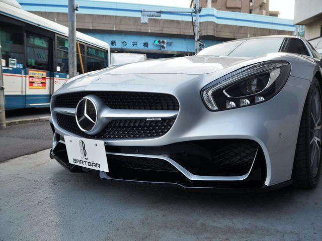 AMG(メルセデスAMG)GT-S WALDエアロ ロワリング 左ハンドル0000010435
