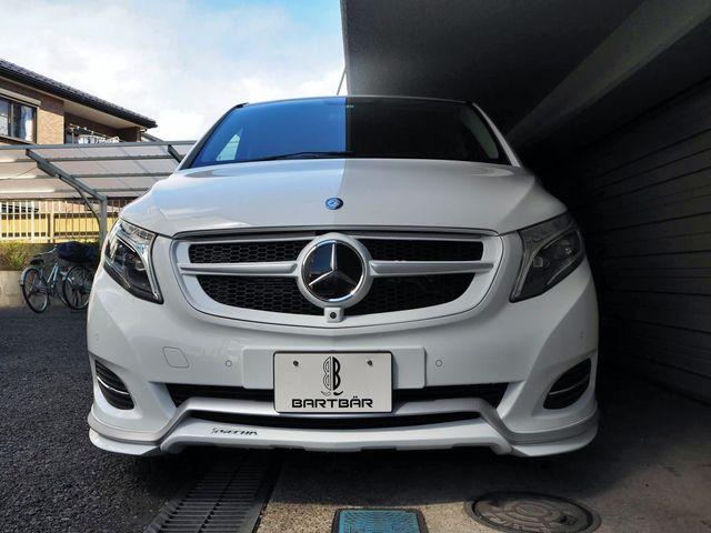 メルセデス・ベンツV220d アバンギャルド ロング0000010461