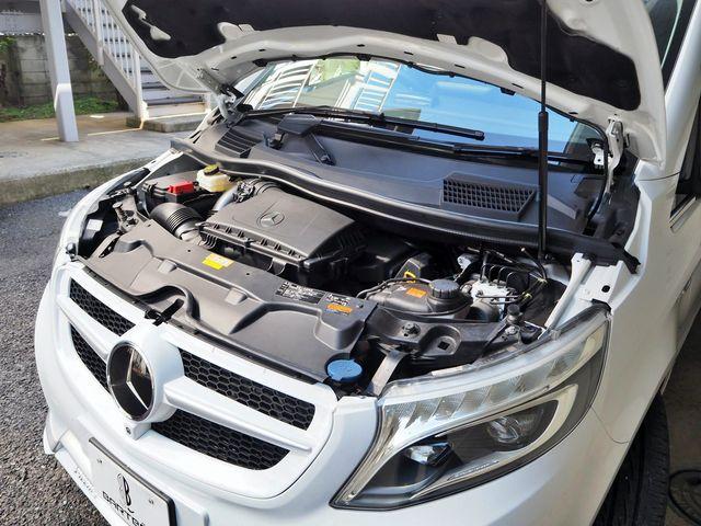 メルセデス・ベンツV220d アバンギャルド ロング0000010464