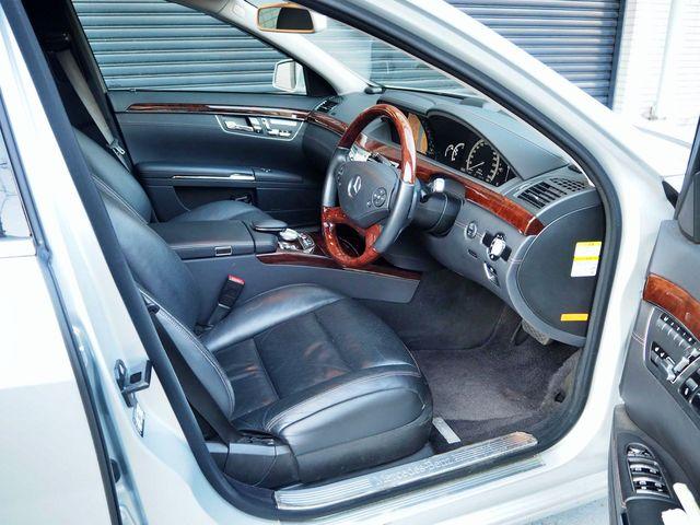 メルセデス・ベンツS550ロング ラグジュアリーパッケージ法人ワンオーナー車両0000010519