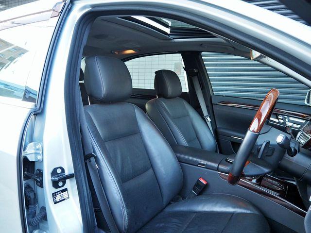 メルセデス・ベンツS550ロング ラグジュアリーパッケージ法人ワンオーナー車両0000010520