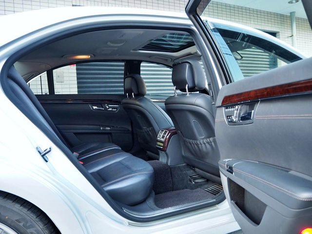 メルセデス・ベンツS550ロング ラグジュアリーパッケージ法人ワンオーナー車両0000010521