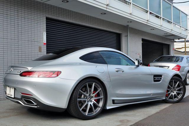 AMG(メルセデスAMG)GT-S WALDエアロ ロワリング 左ハンドル0000010529