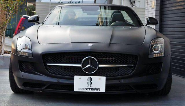 AMG(メルセデスAMG)SLS AMGロードスター ハイパーフォージド20インチAWカーボンブレーキ0000010549